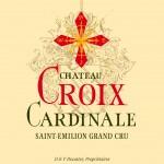 Etiquette Croix Cardinale
