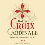 Etiquette Croix Cardinale 2014