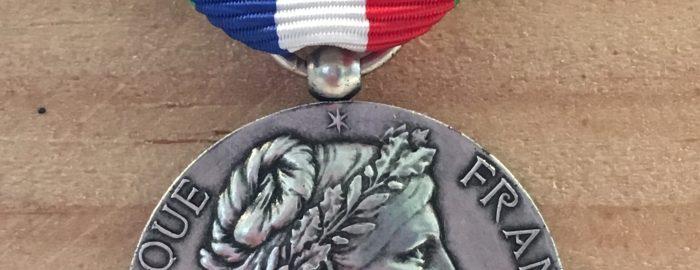 Médaillés d'Honneur Agricole