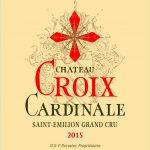 Etiquette Croix Cardinale 2015